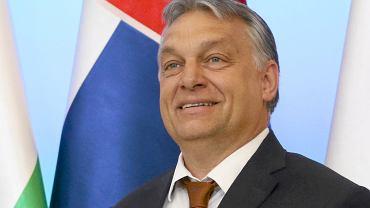 Premier Węgier Viktor Orban.