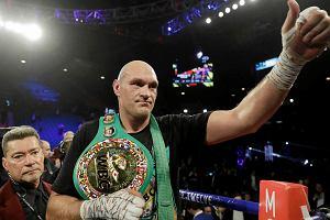 Tyson Fury wskazał do kiedy będzie walczyć. Promotor: Nie można brać tego poważnie