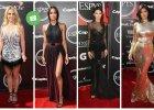 Gwiazdy na ESPY Awards 2015, zobacz stylizacje z czerwonego dywanu