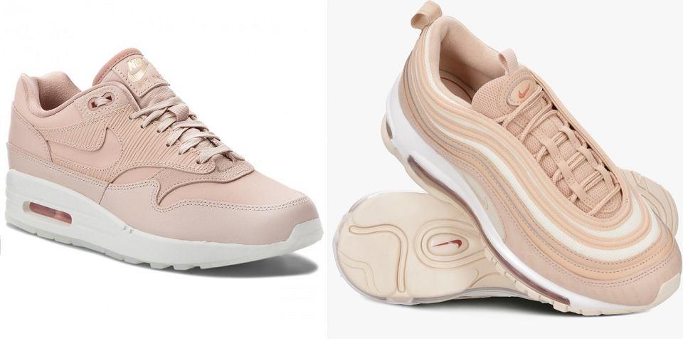 3e765df1e Kultowe Nike Air Max w 3 kobiecych, idealnych na wiosnę kolorach