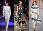 Najmodniejsze trendy wiosna-lato 2020: total looki, neony i jeans