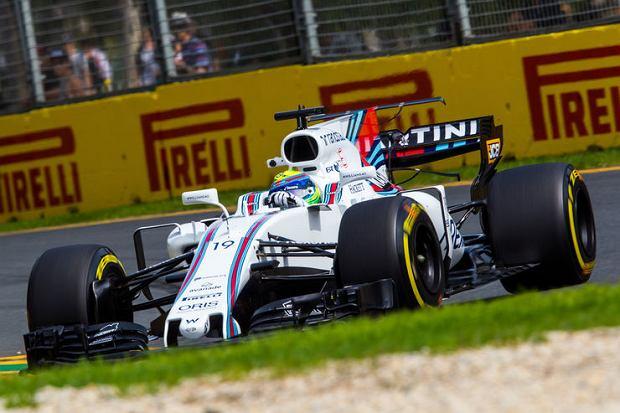 Bolid Williams F1