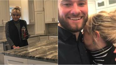 Spełnił marzenie swojej mamy i kupił jej dom.