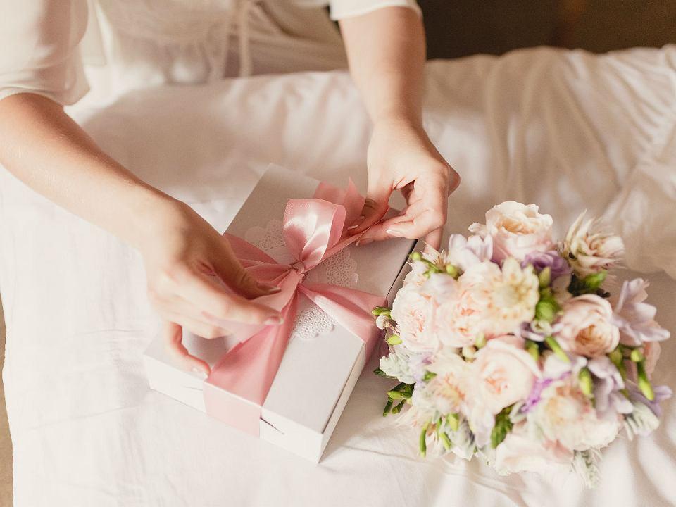 prezenty dla pary młodej