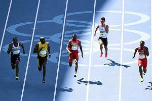Rio 2016. Usain Bolt spacerkiem w półfinale 100m