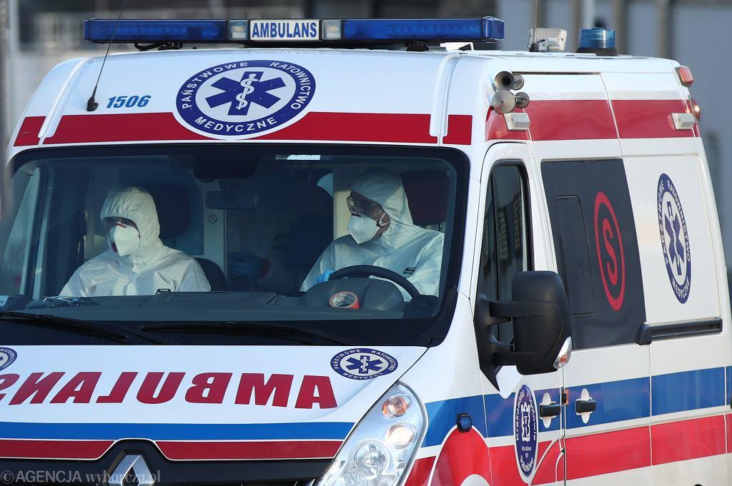 Epidemia koronawirusa w Krakowie