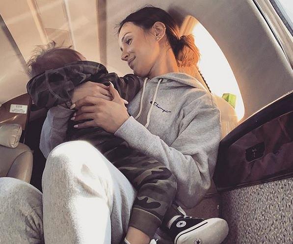 Marina Łuczenko-Szczęsna pokazała pierwsze kroki Liama. 'Szykuje się nowy zawodnik'