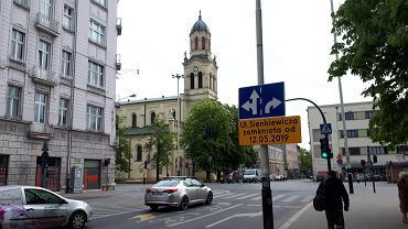 Zbliżające się zamknięcie ul. Sienkiewicza