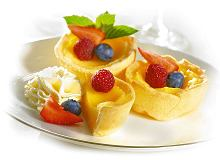 Ciastka z lemon curd - ugotuj