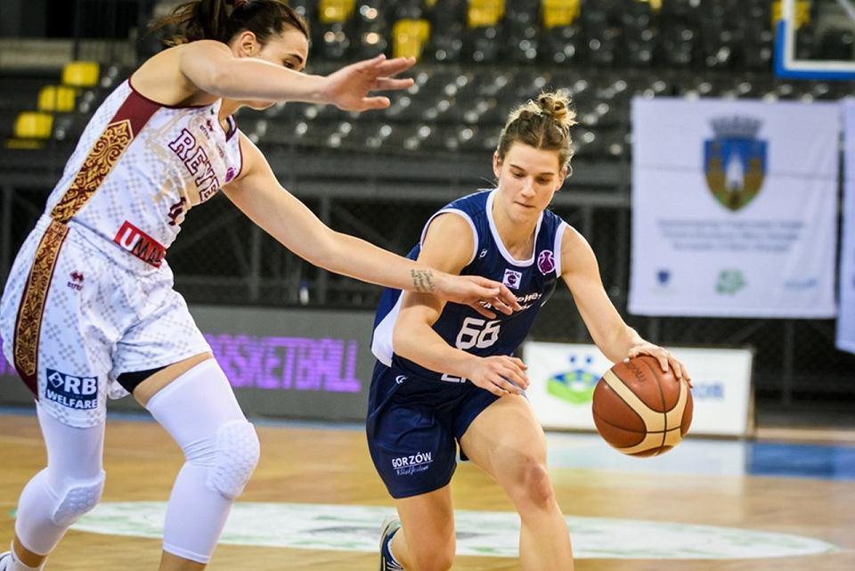 Zdjęcie numer 2 w galerii - Sezon w EuroCup gorzowskie koszykarki otwierają na najkrótszym wyjeździe