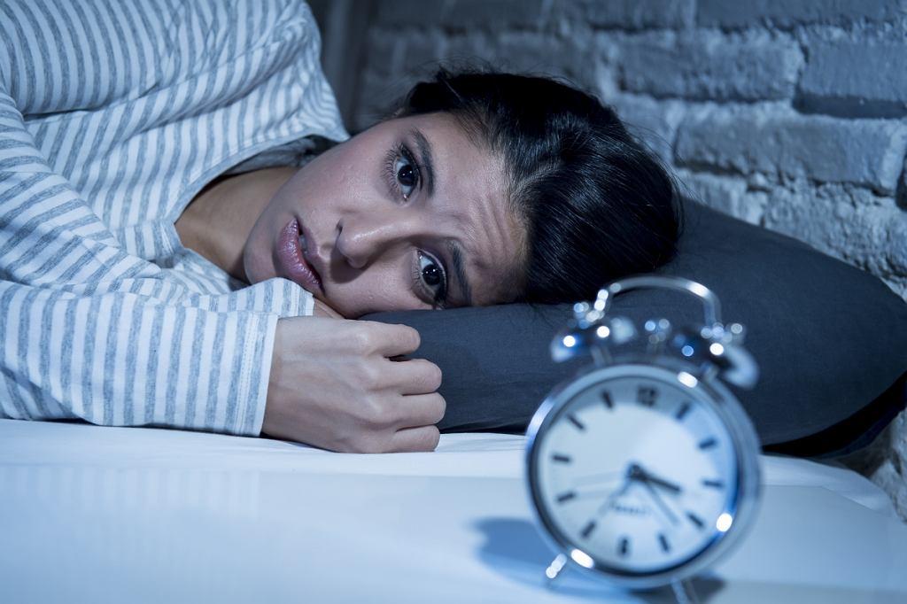 Insomnia (bezsenność) dotyczy coraz większej liczby osób