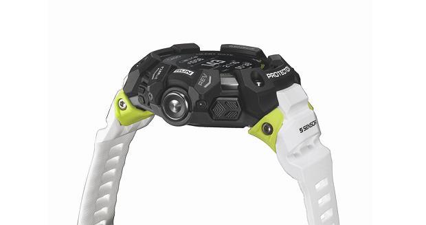 Nowy G-SHOCK GBD-H1000 - pierwszy model marki z pulsometrem