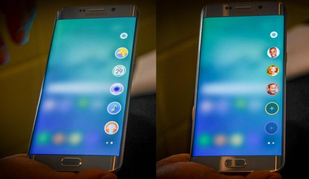 Krawędzie w Galaxy S6 Edge Plus w końcu mają większe zastosowanie