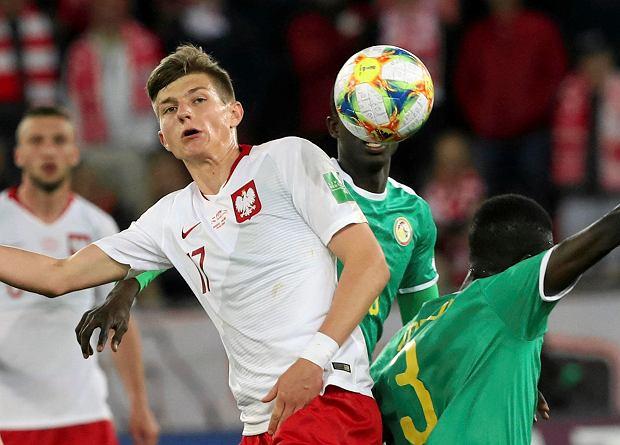 Adrian Benedyczak, czyli w rozwoju piłkarskim i mentalnym siła