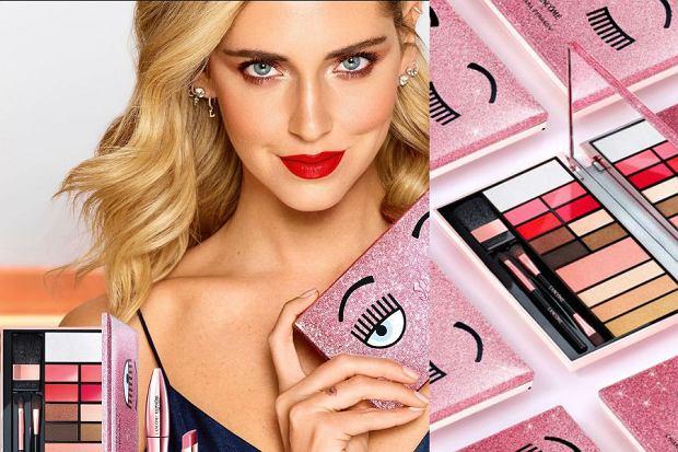 Chiara Ferragni zaprojektowała kolekcję kosmetyków dla marki Lancome