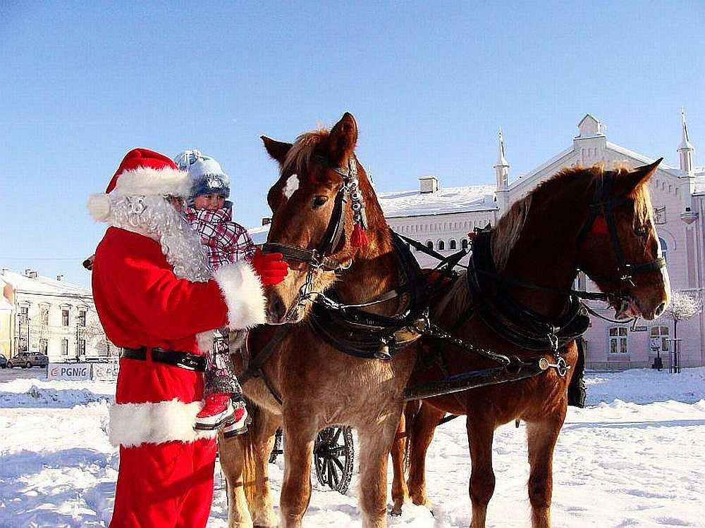 Święty Mikołaj w Sanoku / Fot. Silar, Wikimedia CC BY-SA 3.0.