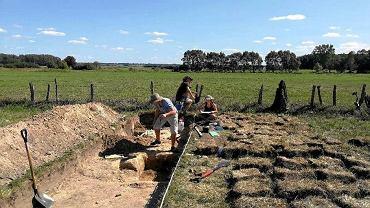 Archeologiczna sensacja w Podlaskiem. Na łąkach w okolicy Suchowoli odnaleziono ślady osady obronnej chronologicznie porównywalnej z tą w Biskupinie. Zarysy osady pochodzą sprzed prawie 2,5 tysiąca lat