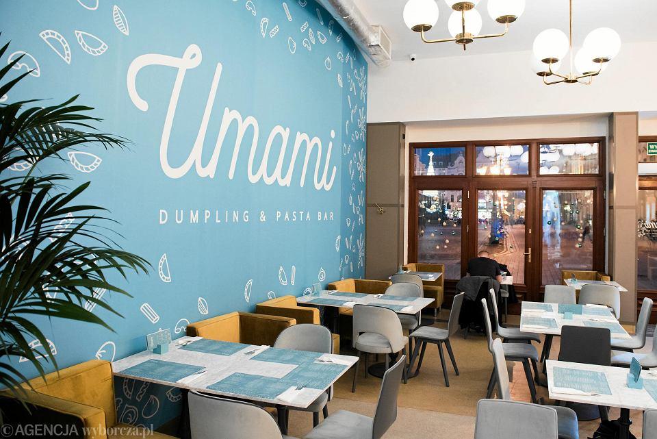 Umami Czyli Azjatycko Włoska Kuchnia W Samym Sercu