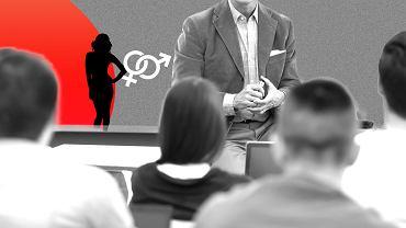 Doświadczenie molestowania seksualnego ma za sobą wiele polskich studentek