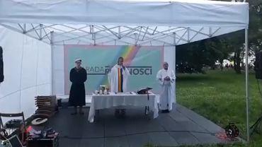 Nabożeństwo ekumeniczne przed Paradą Równości