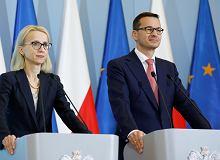 Deficyt w budżecie wynosi już 4,5 miliarda złotych. Niższe wpływy z VAT i akcyzy