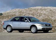 Audi A4 B5 - awarie, najlepsze wersje i nieoczywisty rywal, którego też kupimy za 10 tys. zł