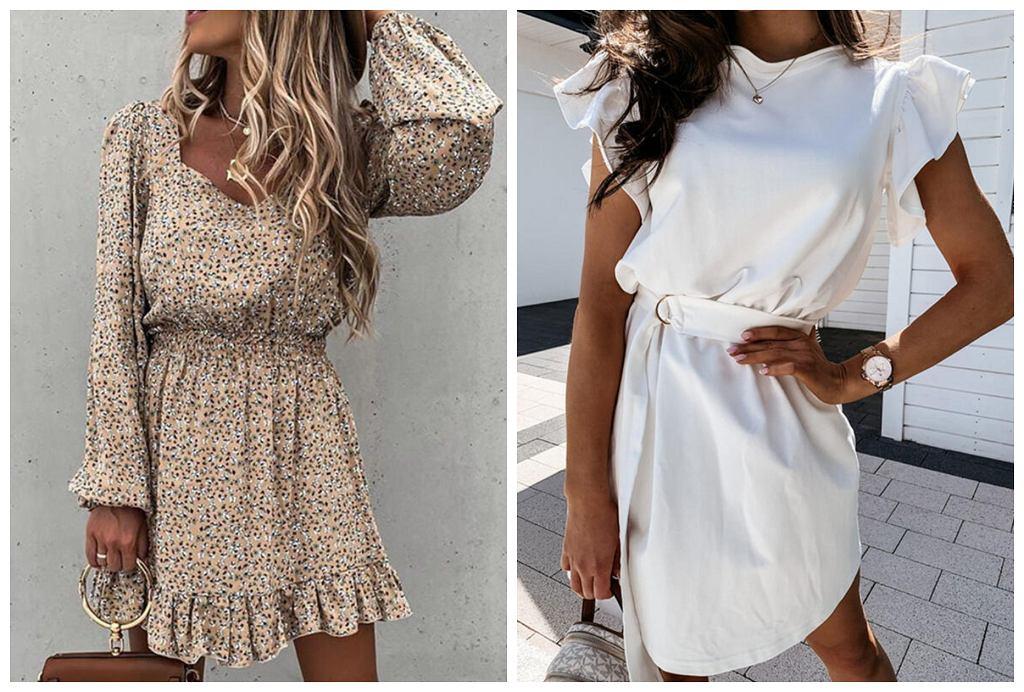 wyprzedaż sukienek letnich