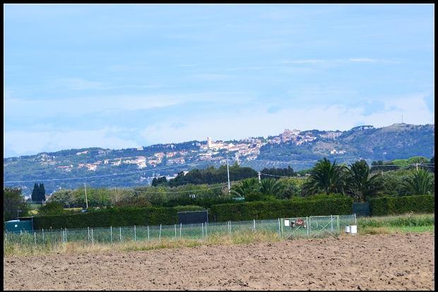 We wrześniu Toskania zaorana