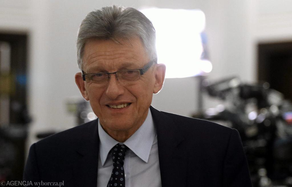 Stanisław Piotrowicz w Sejmie