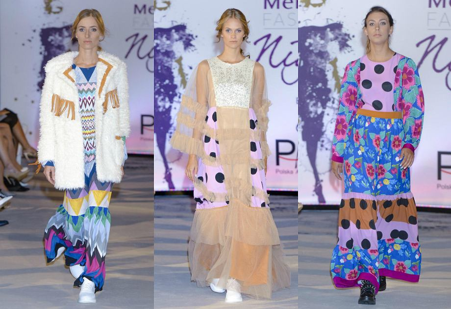 Vicher - pokaz kolekcji podczas Mercure Fashion Night