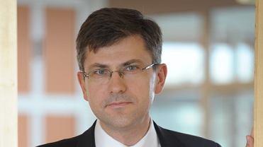 Jerzy Glinkowski, dyrektor łańcucha dostaw na Polskę i kraje Bałtyckie w Unilever