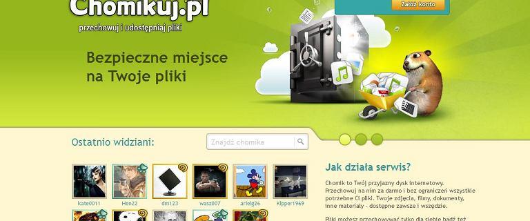 Organizacja antypiracka chce wiedzieć, kto stoi za Chomikuj.pl