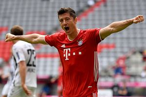 Lewandowski ma nową pracę na pół etatu. Niemieckie media zachwycone Polakiem