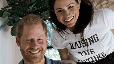 Meghan Markle pojawiła się w zwiastunie serii dokumentalnej z udziałem księcia Harry'ego