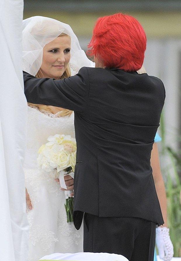 ślub michała wiśniewskiego