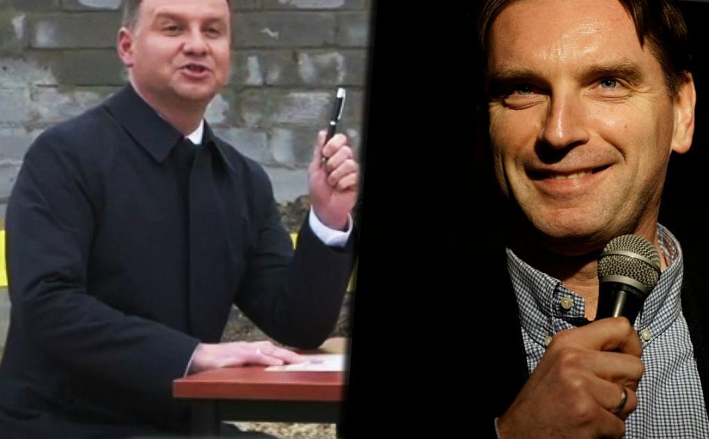 Andrzej Duda, Tomasz Lis