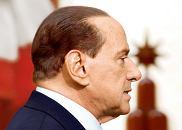 wypadanie włosów, pielęgnacja, włosy, Sposób na łysinę: przeszczep włosów, Silvio Berlusconi przed przeszczepem włosów