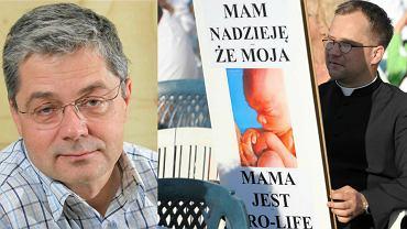 Dr Grzegorz Południewski / Marsz dla życia