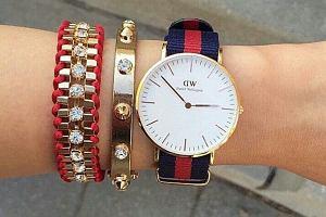 Ten zegarek to hit Instagrama. Teraz kupisz zegarki Daniel Wellington dla niej i dla niego nawet połowę taniej