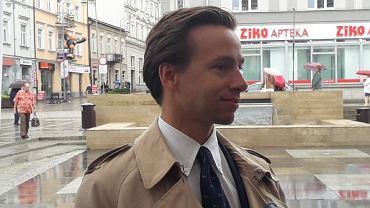 14 sierpnia 2019. Krzysztof Bosak liderem listy Konfederacji w Świętokrzyskiem