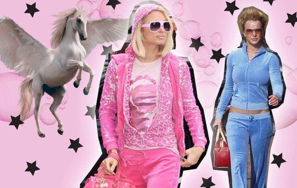 Welur od Juicy Couture - uniwersalny symbol kiczu?