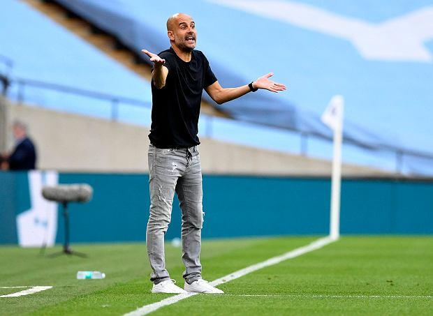 Koalicja przeciwko Manchesterowi City. Guardiola krytykuje Arsenal