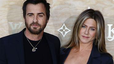 Jennifer Aniston i mąż