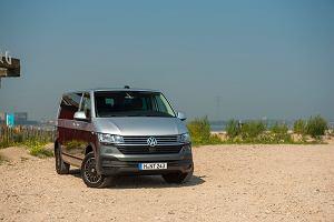 Opinie Moto.pl: Volkswagen T6.1. Kolejny poziom - Seria T została odświeżona