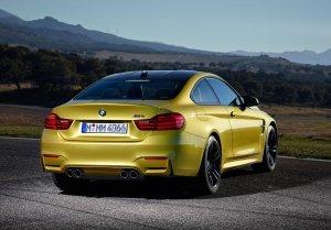 BMW M4 Galeria tygodnia + Wideo