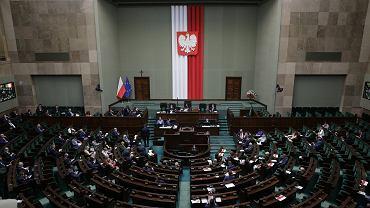 14.08.2020, posiedzenie Sejmu na którym przyjęto podwyżki.