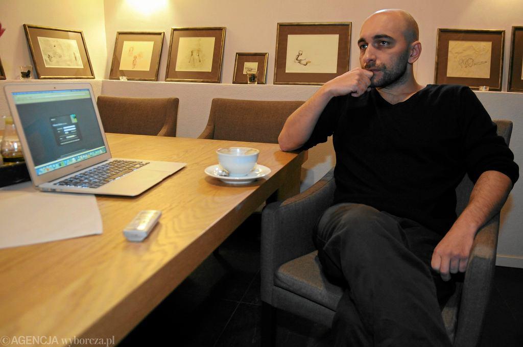 Tomek Tomczyk, czyli bloger