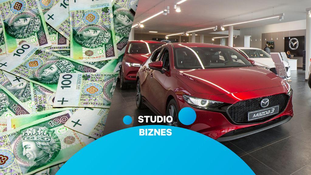 'Studio Biznes' o cenach samochodów w przyszłym roku