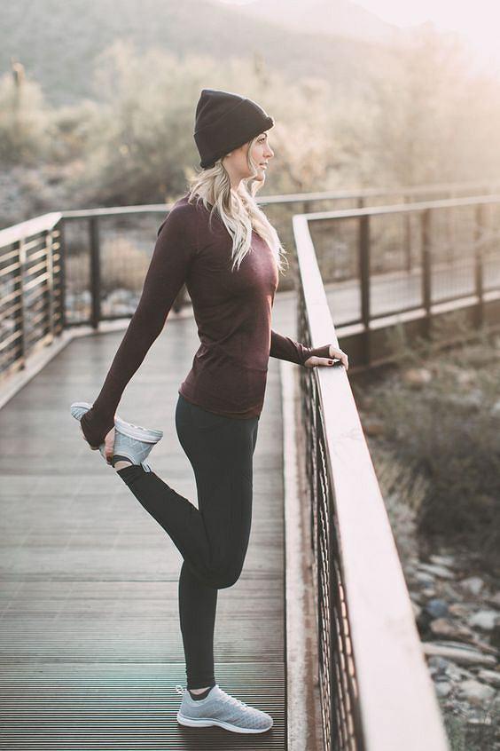 Trening biegowy zamiast siłowni to świetna odmiana