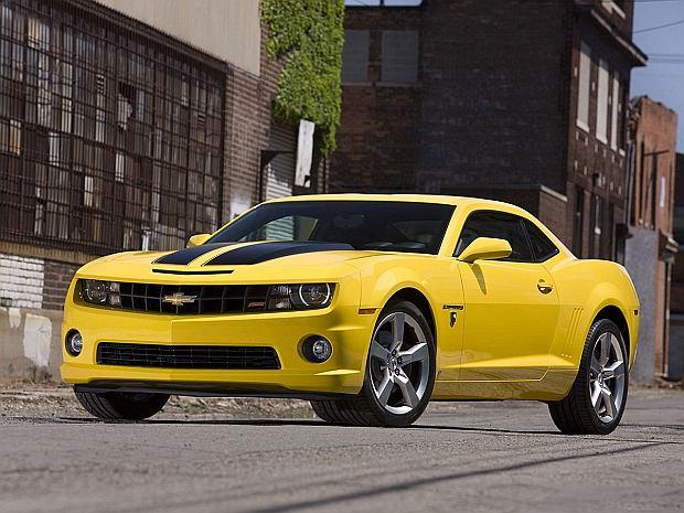Transformers 2 Chevy Camaro: Bumblebee
